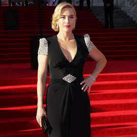 Kate Winslet in Jenny Packham | 'Titanic 3D' London Premiere