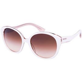 Miu Miu Crystal Frame Sunglasses