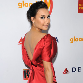 Naya Rivera in Moschino | 2012 GLAAD Media Awards