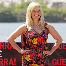 Reese Witherspoon in Erdem | 'This Means War' Rio Photocall