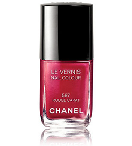 CHANEL 'ROUGE CARAT' LE VERNIS NAIL COLOR