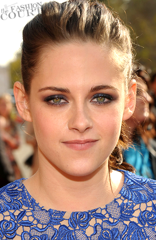 From Tip-to-Toe: Jillian Dempsey Gave Kristen Stewart Metallic Blue Eyes for Nickelodeon's KCA 2012!